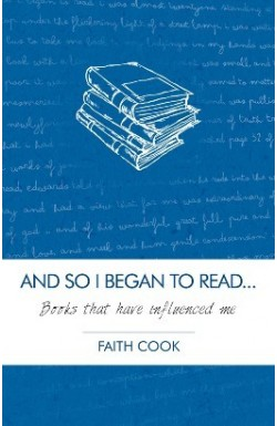 And so I began to read...