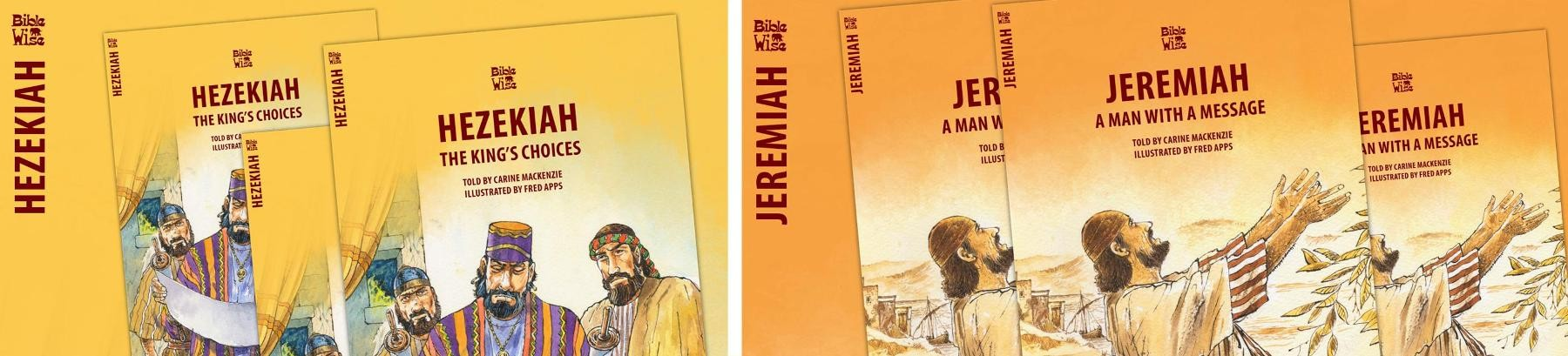 Two New Biblewise Books