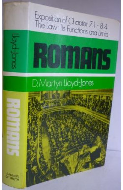 Romans: The Law, Its Functions and Limits: 7.1-8.4