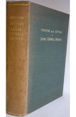 Memoir and Letters of James Kidwell Popham