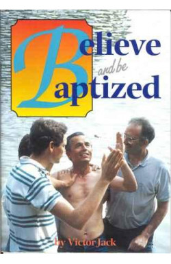 Believe and be Baptized