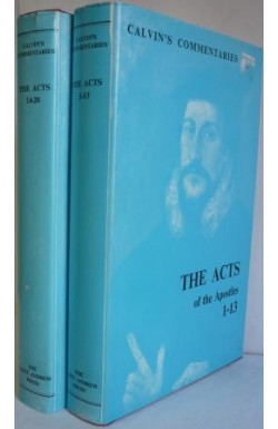 Acts of the Apostles (2 Vols.)