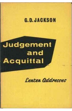 Judgement and Acquittal