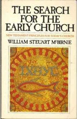 Search for the Early Church