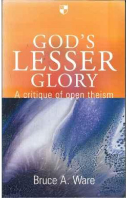 God's Lesser Glory: Critique of Open Theism