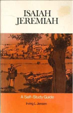 Isaiah/Jeremiah: Self-Study Guide