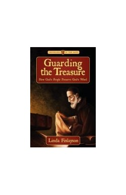 Guarding the Treasure - How God's People Preserve God's Word (FIRST BOOK - Summer Reading Challenge 2018)