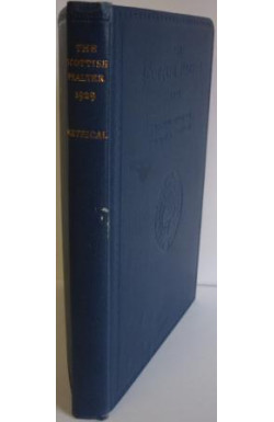 Scottish Psalter 1929