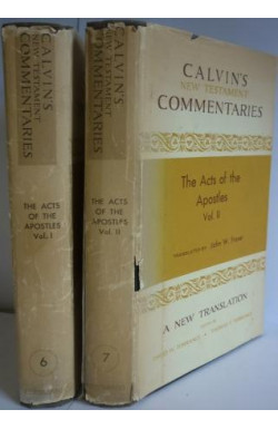Acts of the Apostles (2 Volumes)