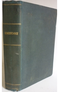 New and Complete Concordance