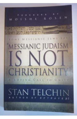 """Messianic Judaism is Not Christianity"""