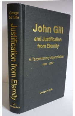 John Gill and Justification from Eternity