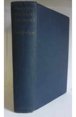 Commentary on the Old and New Testaments (One Volume)
