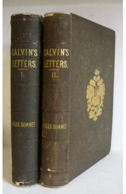 Letters of John Calvin (Two Volumes)