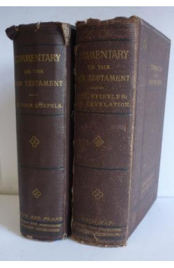Commentary The Four Gospels. Acts-Revelations