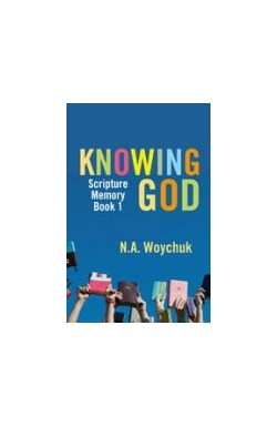 Knowing God - Scripture Memory Book 1