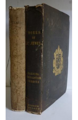 Works of John Jewel (Two Volumes)