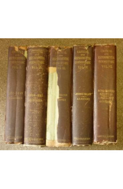 Commentary, Old and New Testaments