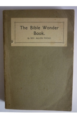 Bible Wonder Book