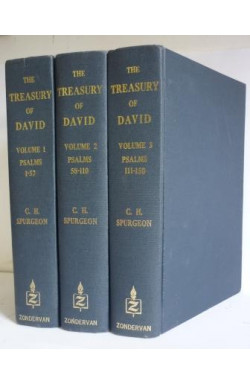 Treasury of David (3 volumes)