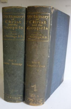 Dictionary of Christ and the Gospels