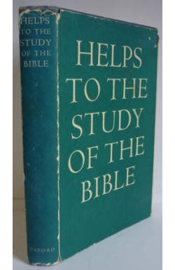 Helps to Study the Bible