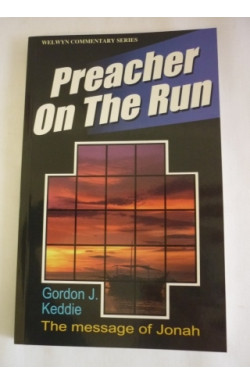 Preacher on the Run: Jonah