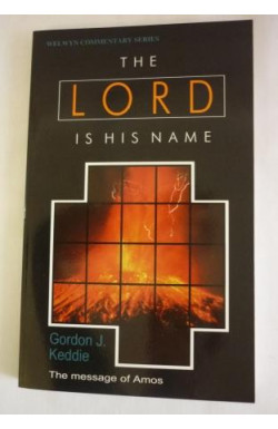 Lord is His Name: Amos