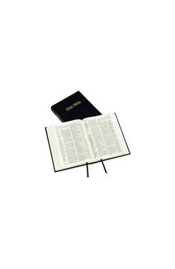 KJV Westminster Reference Bible, Black, Hardback