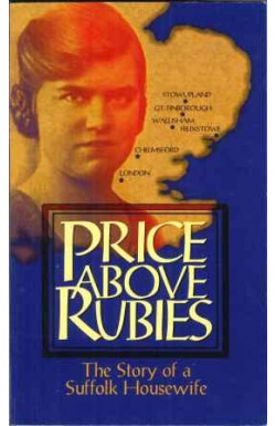 Price Above Rubies: Story of a Suffolk Housewife, Mercy Le Grice