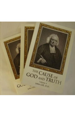 Cause of God and Truth (vols. 1, 3, 4 only)