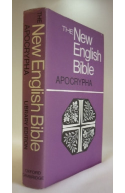 Apocrypha (New English Bible)