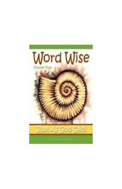 Word Wise: Vol 2 - Just as God Said