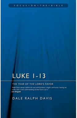 Luke 1-13 - The Year of the Lord's Favour