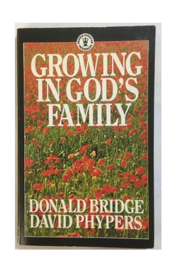 Growing in God's Family