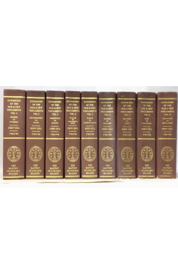 Exposition of the Old and New Testaments (9 Volumes)