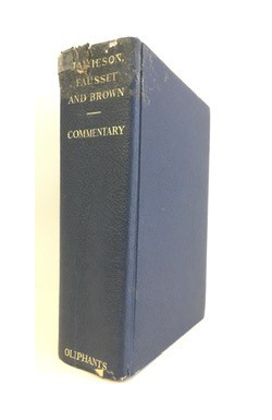 Commentary on the Whole Bible