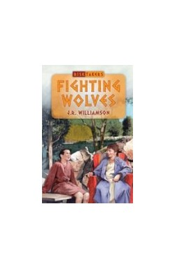 Fighting Wolves (FIRST BOOK - Summer Reading Challenge 2018)