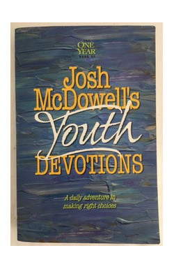 One Year Book of Josh McDowell's Youth Devotions