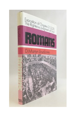 Romans: Righteous Judgment of God, Chs. 2, 1-3.20