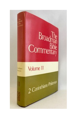 Broadman Bible Commentary (Vols. 11 & 12, of 12)