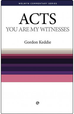 You are my Witnesses - Acts