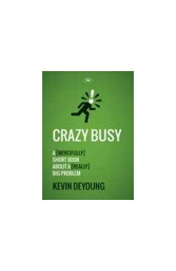Crazy Busy - A (Mercifully) Short Book about a (Really) Big Problem
