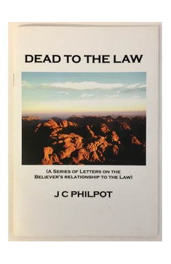 Dead to the Law (Series of Letters)
