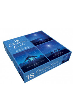 Nativity - Pack of 18 Christmas Cards