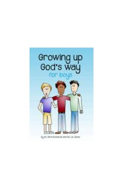 Growing Up God's Way - for Boys