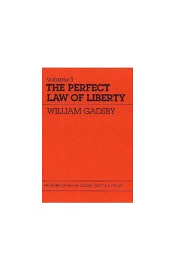 The Perfect Law of Liberty (2 vol set)