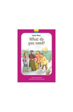 Lottie Moon - What Do You Need?