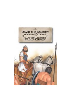 David the Soldier, A Man of Patience