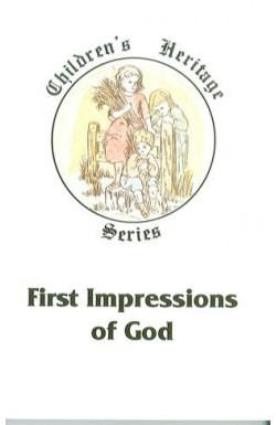 First Impressions of God